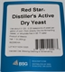 DISTILLERS  DADY DRY YEAST