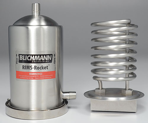 Blichmann Inline Rims Electric Heater Actual Cost