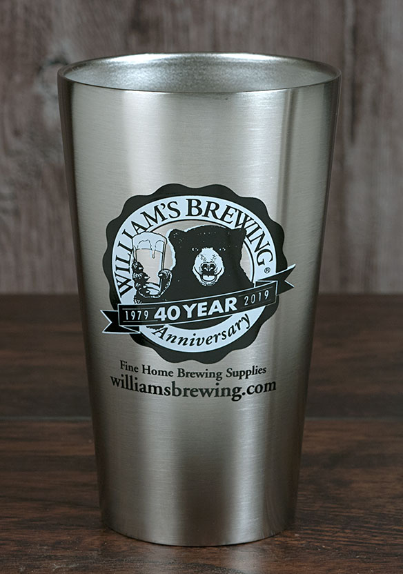 696b2aabba75 William's 40th Anniversary Stainless Glass