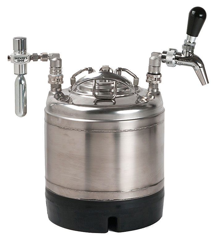 1 Gallon Paramount Micro Kegging System