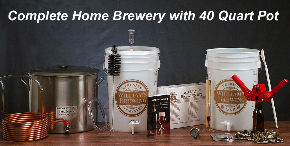 William S Home Brewery