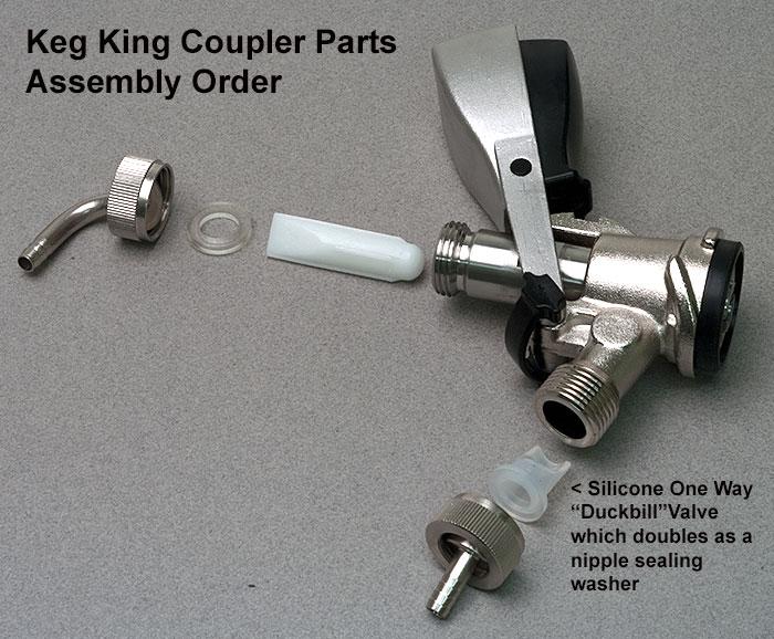 keg land sankey keg coupling head. Black Bedroom Furniture Sets. Home Design Ideas