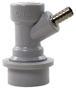 CMB GAS BALL LOCK, BARBED