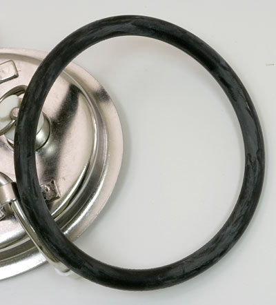OVERSIZE KEG LID SEALING 'O' RING
