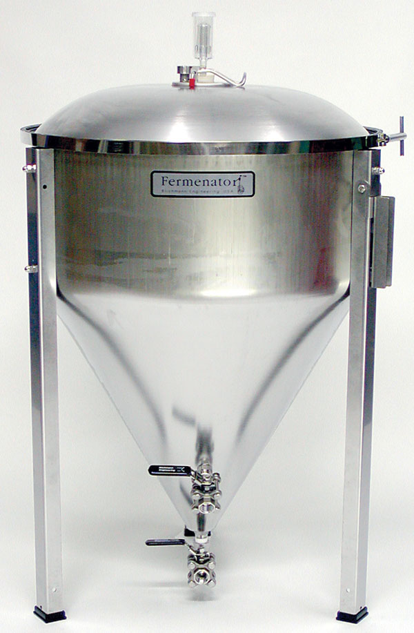 27 GALLON FERMENATOR (Actual Cost Shipping Item)