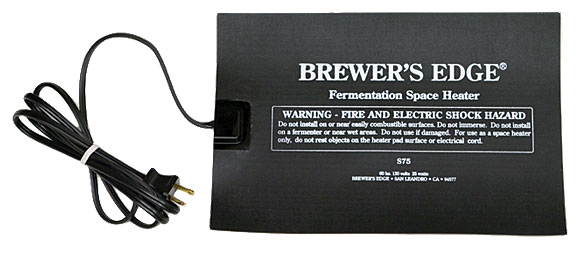 BREWER'S EDGE® SPACE HEATER