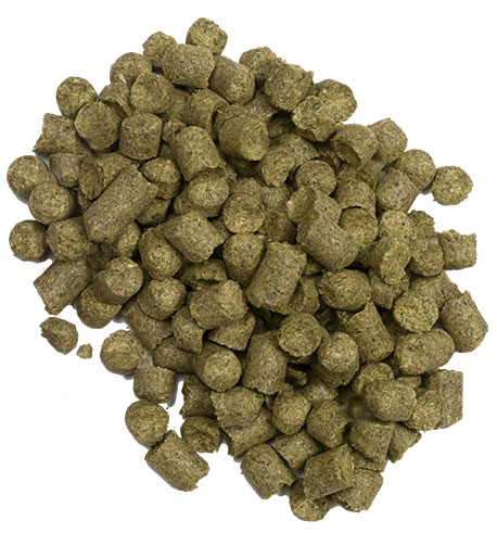 2 OZ. AMARILLO PELLETS