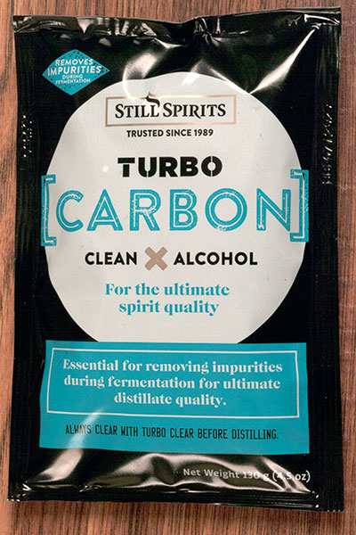 Turbo Carbon Clarifier