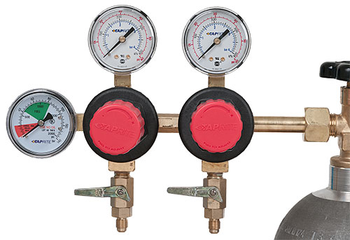 Taprite Twin Gas Regulator