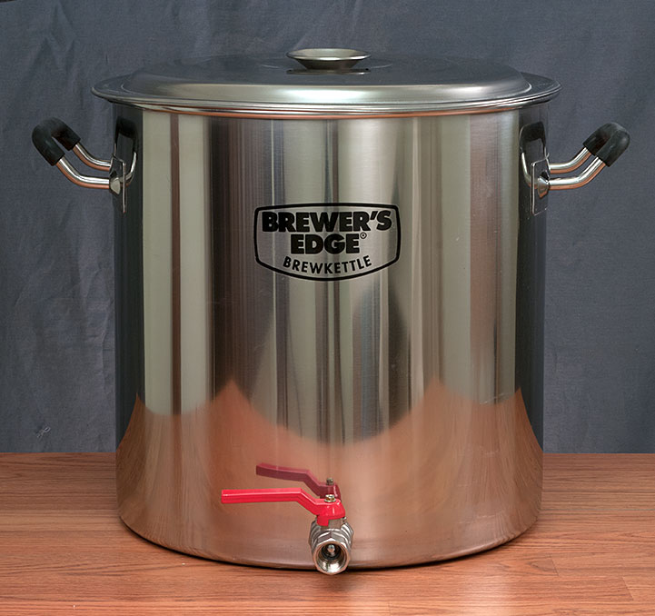 BREWER'S EDGE 32 QUART BREWKETTLE
