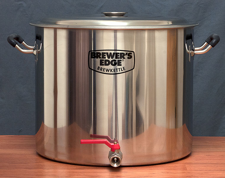 BREWER'S EDGE 40 QUART BREWKETTLE
