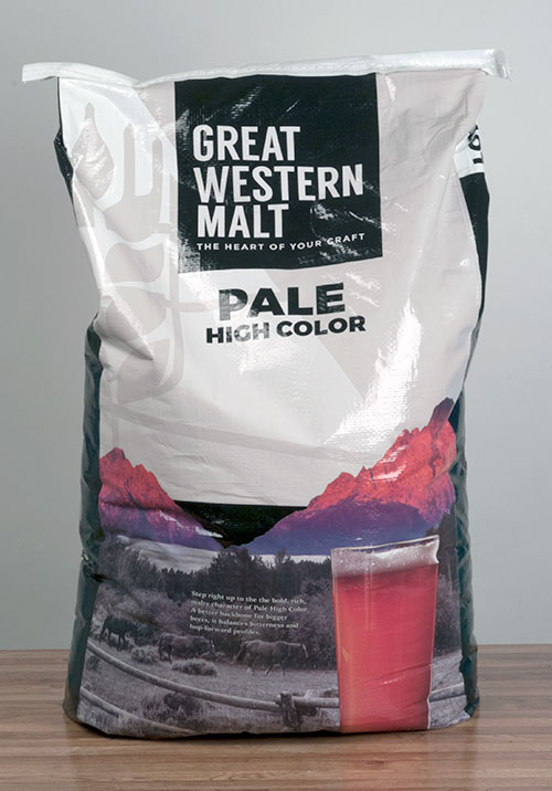 55 Lbs. GW Pale Ale Whole Malt  (Actual Cost Shipping Item)