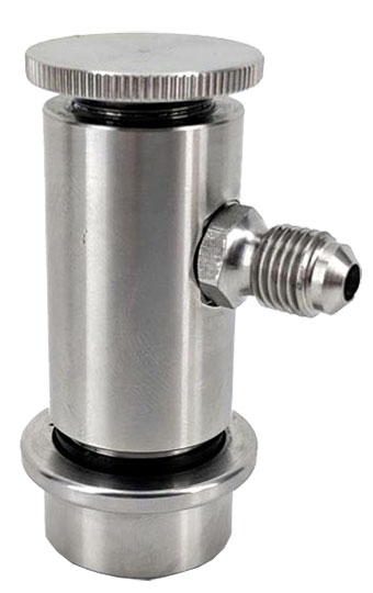 KegLand Stainless Flow Control Ball Lock Threaded