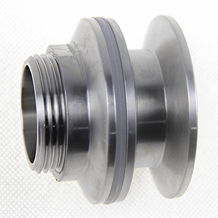 2 Inch Tri-Clamp Weldless Bulkhead
