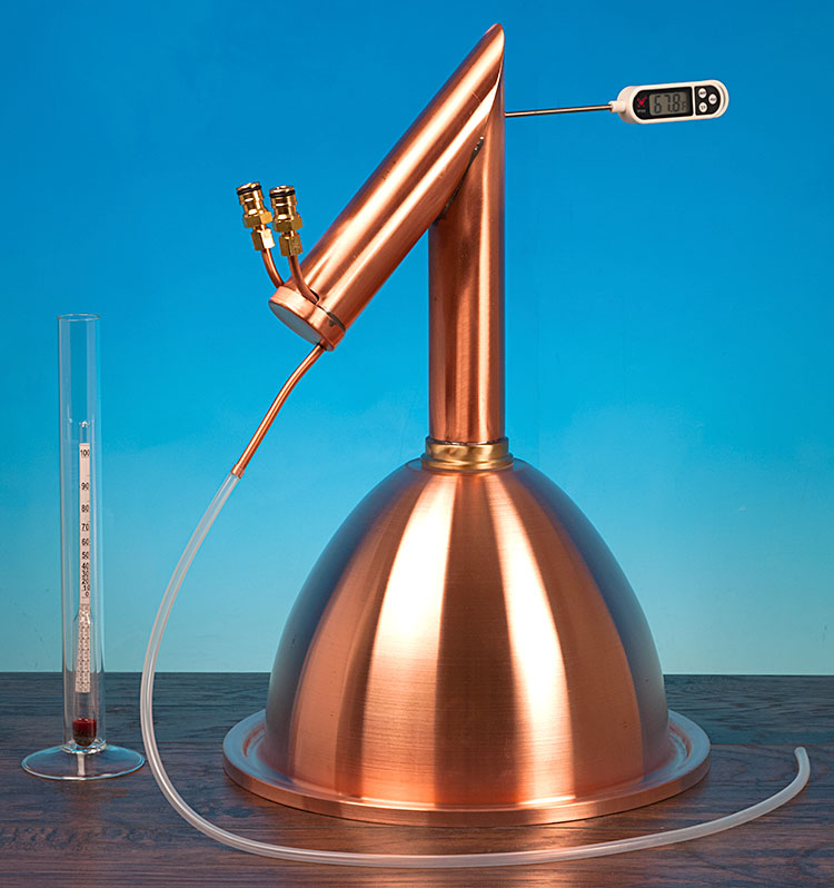 Mash & Boil Copper Dome Package