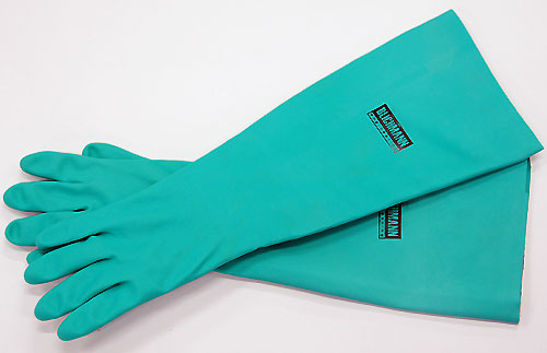 Chemical Protection Gloves (Extra Large)
