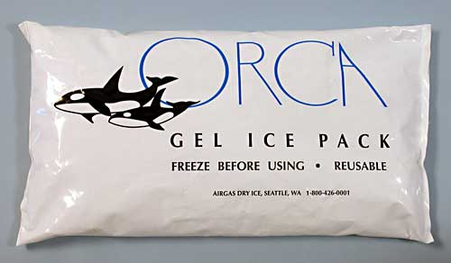 1.5 Pound Gel Ice Pack (Not A Warranty)