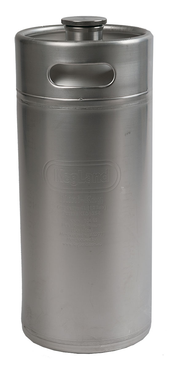 10 Liter KegLand Mini Keg